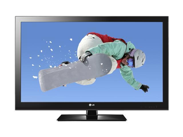LG 42-Inch 1080p 120Hz LCD HDTV 42CS570