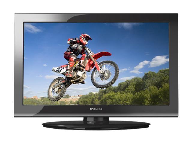 Toshiba 32 Inch Class (31.5 Inch Diag.) 720p 60Hz LCD HDTV 32C120U