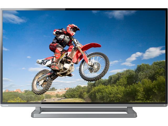 Toshiba 40L3400U 40 inch Class 1080p 120Hz LED Smart HDTV