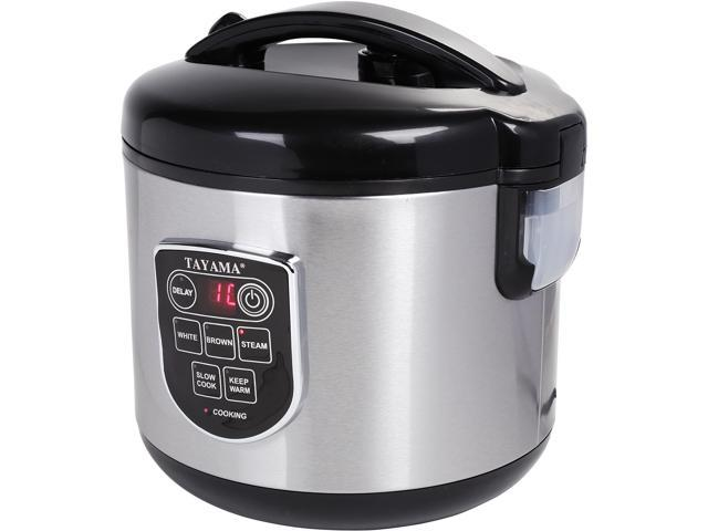 aroma rice cooker how long do i steam broccoli