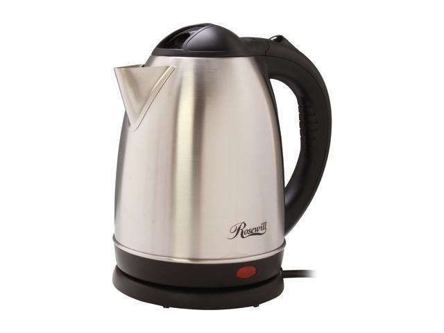 Rosewill RHKT-12002 Stainless Steel Kettle 1000W - Water/Tea or Coffee