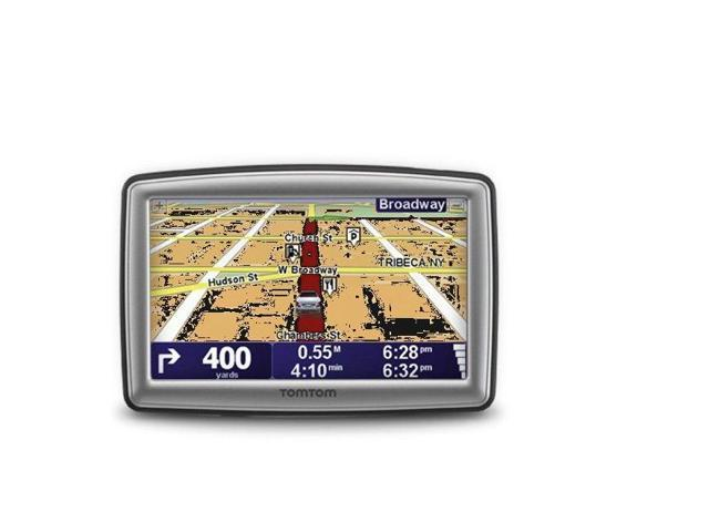 TomTom XXL 530-S 5.0 inch GPS Navigation with Spoken Instruction & Street Names