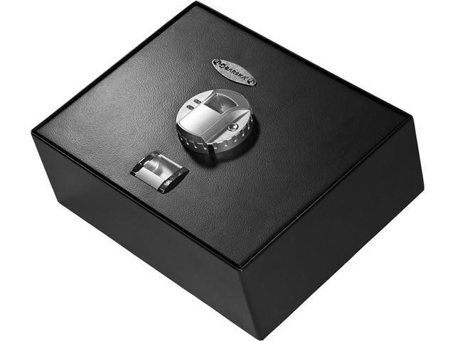 Barska AX11556 Biometric Fingerprint Top-Opening Drawer Safe