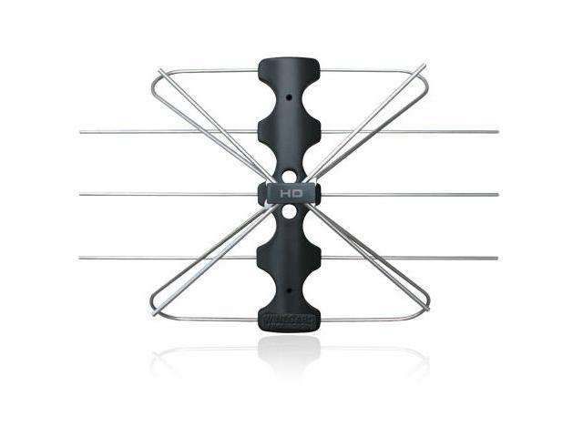 Winegard FreeVision Indoor/Outdoor HDTV Antenna With 30 Mile Range & 6-Foot Coaxial Cable