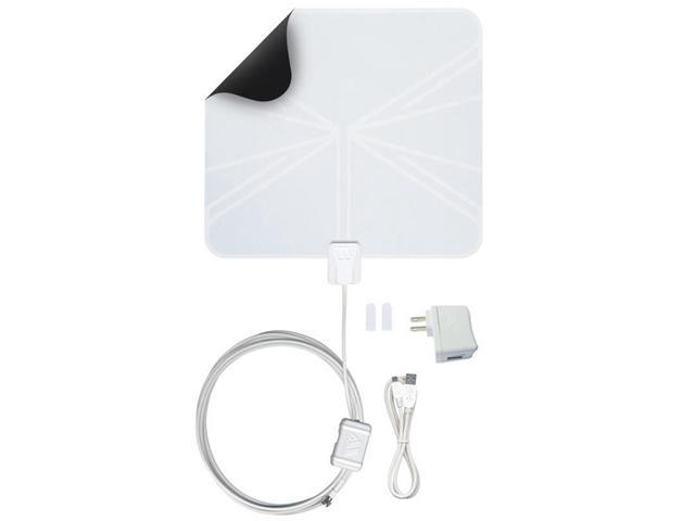 Refurbished: Winegard FlatWave Amplified Razor Thin HDTV Indoor Antenna w/Clear Circuit Technology Signal Amplification