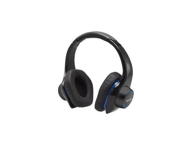 Denon AH-D400 Urban RaverTM Over-Ear Headphones, Black