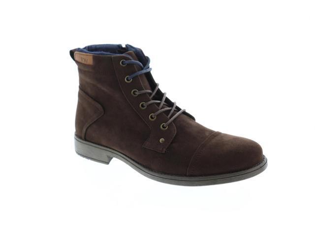 dd20b069897 Robert Wayne Jaron Brown Mens Casual Dress Boots - Newegg.com