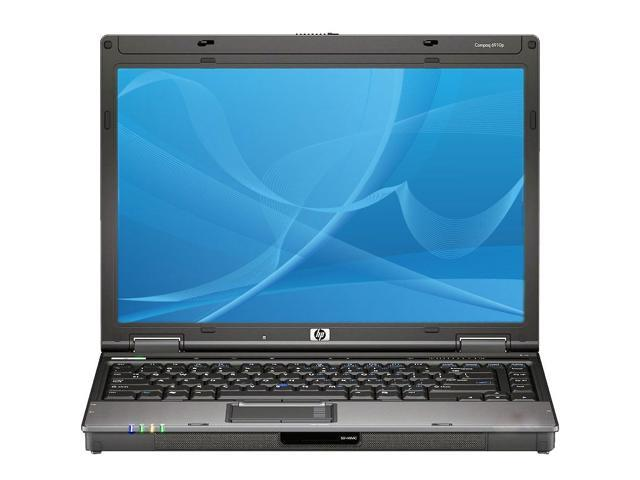 "Refurbished: HP 6910p Intel Core 2 Duo 2000 MHz 80Gig HDD 2048mb DVD/CDRW 14.0"" WideScreen LCD Windows 7 Professional 32 Bit Laptop Notebook"