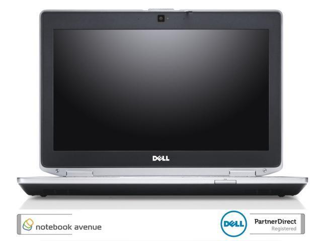 Refurbished: Dell Latitude E6420 Intel Core i5 2520M 2.5GHz 4GB 250GB DVDRW 14.1 inch HD 1366x768 LCD vPro Webcam Win 7 Pro