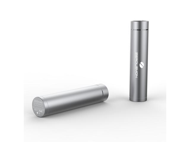ZeroLemon Y796 2600mAh JuiceStick External Battery Power Bank (Black)