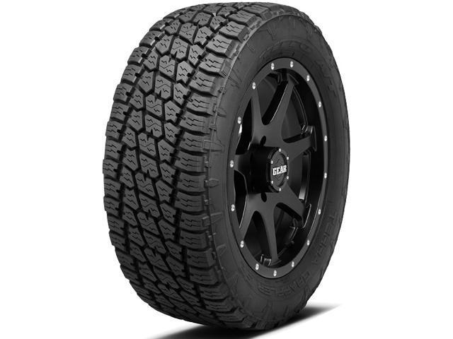 4 New Nitto Terra Grappler G2 245 75 17 121 118r All Terrain Tire Newegg Com