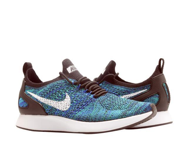 buy popular caad8 651b3 Nike Air Zoom Mariah Flyknit Racer Black/Blue Women's Running Shoes  AA0521-009 Size 8 - Newegg.com