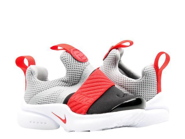 9b658ba78d6 Nike Presto Extreme (TD) Gry/Red-Black Big Little Kids Running ...