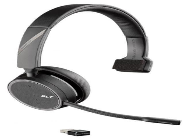 ac7d3c18f7b Plantronics Voyager 4200 UC Series Bluetooth Headset - Mono - Wireless
