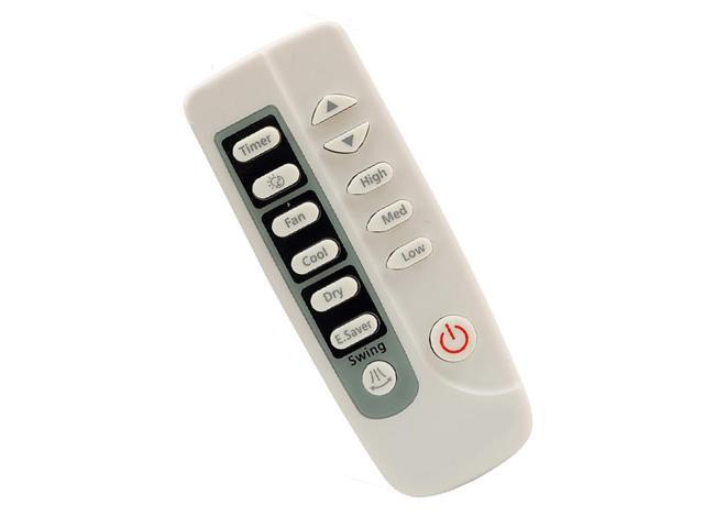 Replacement Remote Control For Samsung AW12FBDBAXAP AW12FBDBAXAX  AW12FBDBCXAX AW14FBMEA AW18FBMBA AW18FBMBB Air Conditioner - Newegg com