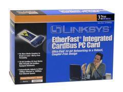 DOWNLOAD DRIVERS: LINKSYS 10100 CARDBUS PC CARD