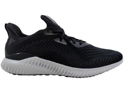 d155f6d40a8352 Adidas Men s Alphabounce EM M Black Grey BY4264 Size 9