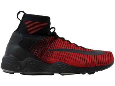 b628596f61dc Nike Men s Zoom Mercurial XI Flyknit FC University Red Black-Team  Red852616-600