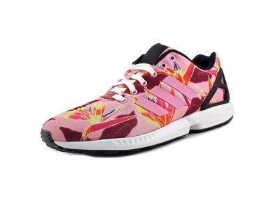 Adidas Zx Flux Men US 9 Pink Sneakers 8ffaa32b80