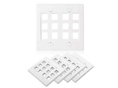 Network Wall Plate