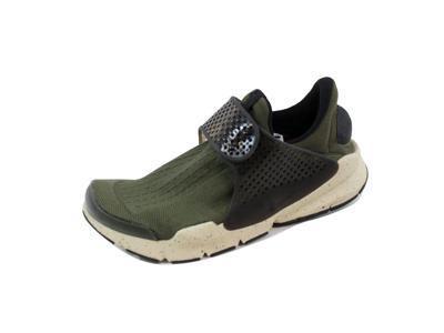 4e3ee5ab0ab3 Nike Men s Sock Dart Cargo Khaki Black-Rattan 819686-300 Size 4