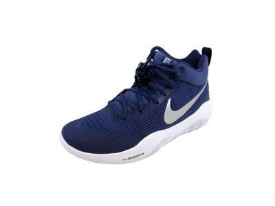 42f2b872d0d5 Nike Men s Zoom Rev TB Midnight Navy Metallic Silver 922048-401 Size 7