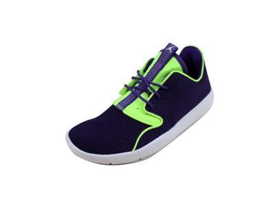 Nike Grade-School Air Jordan Eclipse GG Ultraviolet Ghost Green-Black-White 9bb7f21b3