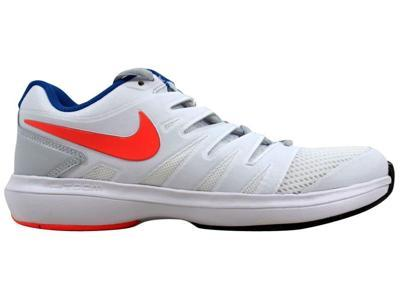 70f7f099bfc Nike Women s Air Zoom Prestige HC White Hot Lava-Pure Platinum AA8024-164