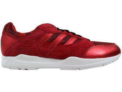 11dfd41b0c7 Adidas Men s Tech Super Scarlet Red White D65457 Size 12