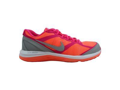 dbe55d8b1ec14 Nike Dual Fusion Run 3 Bright Mango Metallic Silver-Pure Platinum 654143-800