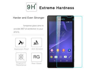 9H Tempered Glass For Sony Xperia Z L36H Z1 L39H Z2 Z3 Z4 Z5 compact mini