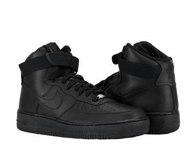 Nike Air Force 1 High  07 Black Black Black Men s Basketball Shoes 315121 674767b1e