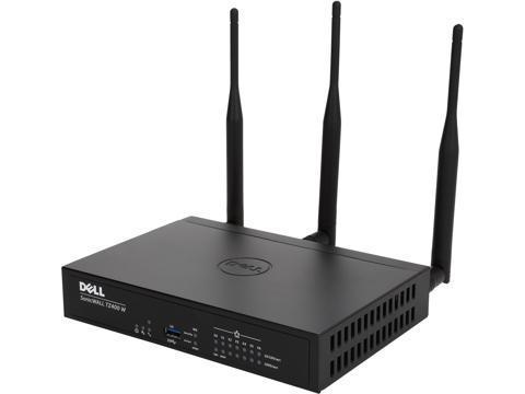 SonicWall 01-SSC-0516 TZ400 Wireless-AC Gen 6 Firewall TotalSecure 1Yr  Support