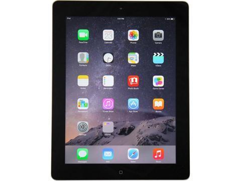 "Refurbished: Apple iPad 3 Apple A5X 1.00 GHz 1 GB Memory 16 GB Flash Storage 9.7"" 2048 x 1536 - Wi-Fi Only - A Grade Black"