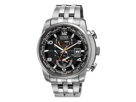 newegg com citizen eco drive black dial stainless steel mens com citizen eco drive black dial stainless steel mens watch at9010 52e
