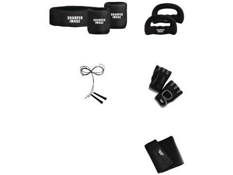 SHARPER IMAGE SI-FK-200 Total Fitness Kit