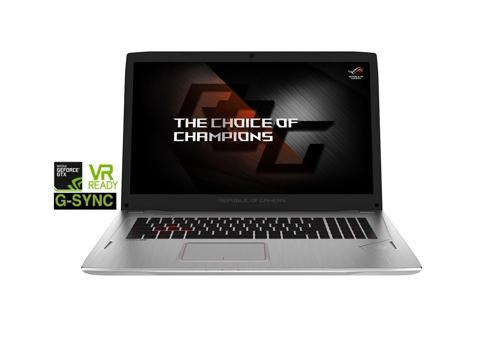 "ASUS GL702VS-RS71 ROG STRIX 17.3"" 120Hz G-Sync FHD Gaming and Business Laptop (Intel i7 Quad core, NVIDIA GTX 1070, 17.3"" Full HD (1920x1080), 16GB RAM, 1TB HDD + 512GB SSD, Win 10 Home) VR Ready"