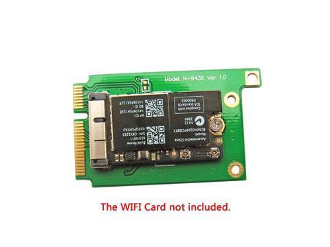 BCM94331CD BCM943224PCIEBT2 BCM94360CD Ethernet WIFI Card to Mini PCI-E