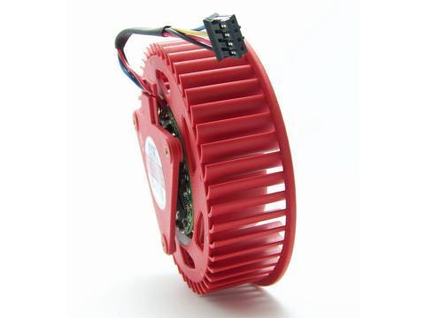 BASA0725R2U 75mm ATI Radeon HD4870 5870 HD5850 5970 HD6970 Graphic Card Fan